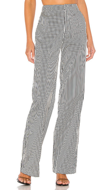 NBD Lucy Pant in Black & White