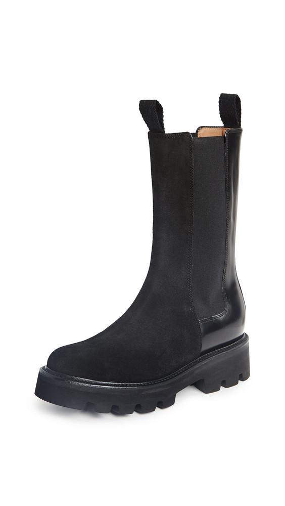 Grenson Doris Boots in black