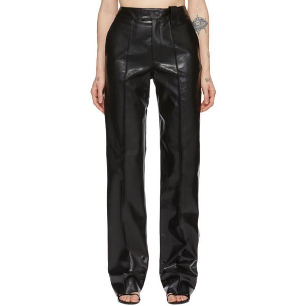 Kwaidan Editions Black Workwear Trousers