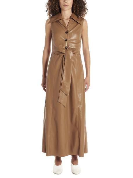Nanushka sharma Dress in brown