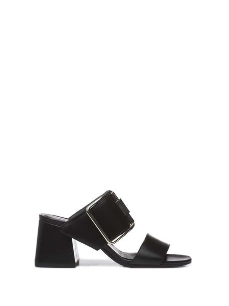 Vic Matié Vic Matié Vic Matiè Buckle Sandal in black
