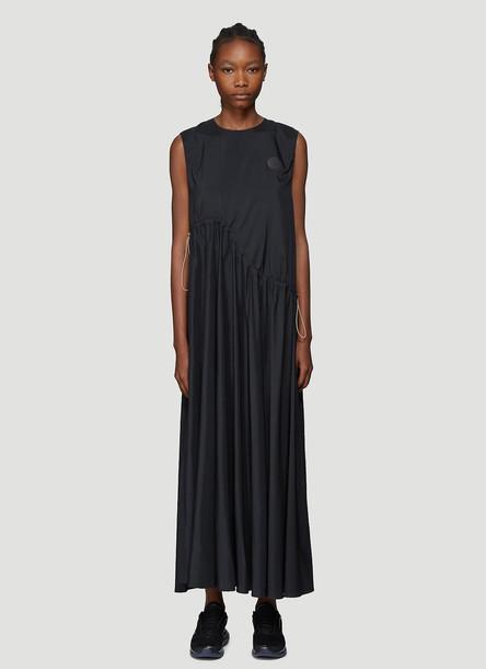 Laerke Andersen Wave Dress in Black size JPN - 2