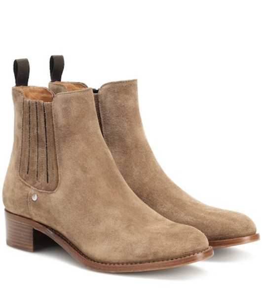Church's Bonnie suede ankle boots in brown