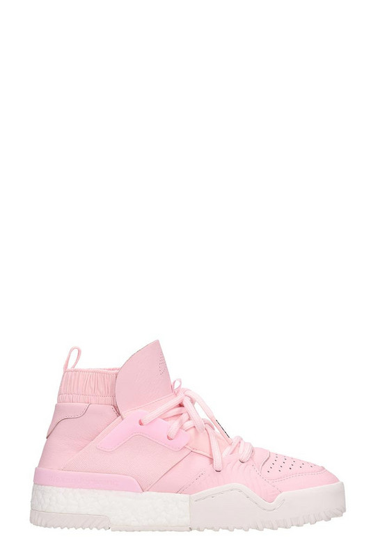 Adidas Originals by Alexander Wang Aw Bball Sneakers in pink