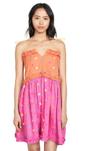 All Things Mochi Nia Dress in multi