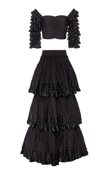 Saks Potts Gala Dress Size: 1 in black