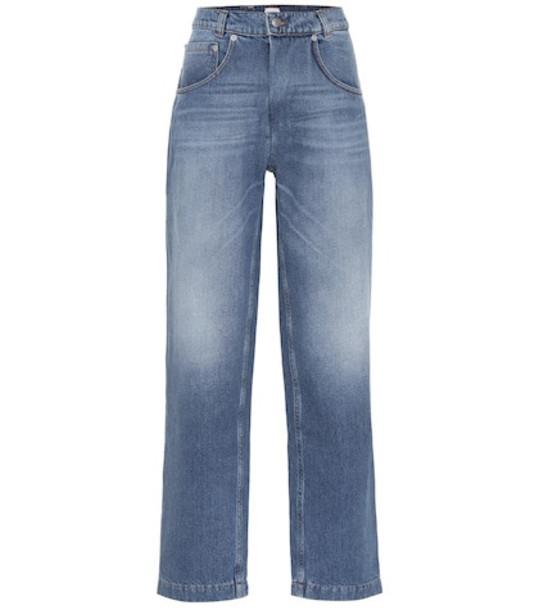 Magda Butrym Stillwater jeans in blue