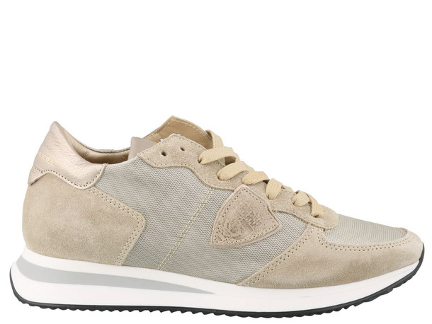 Philippe Model Trpx Sneakers in gold