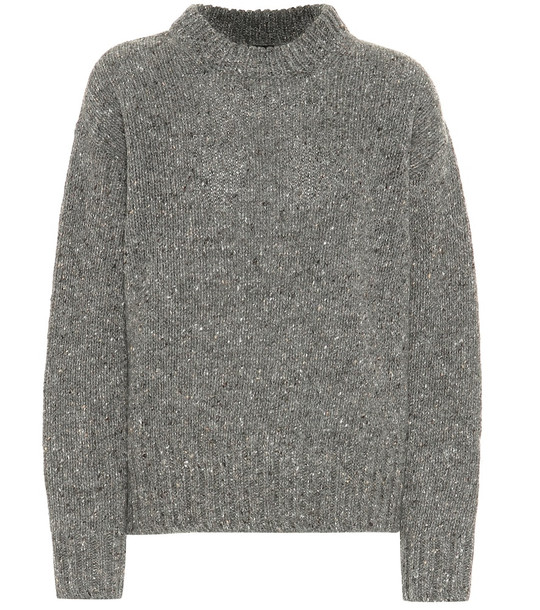 Joseph Wool sweater in grey