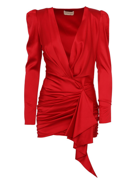 Alexandre Vauthier Dress in red