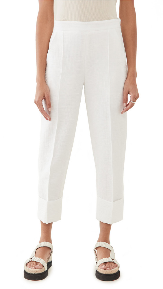 Rachel Comey Bastista Pants in white