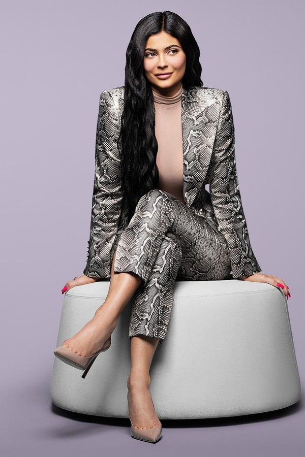 top nude animal print animal kylie jenner kardashians pants blazer pumps celebrity