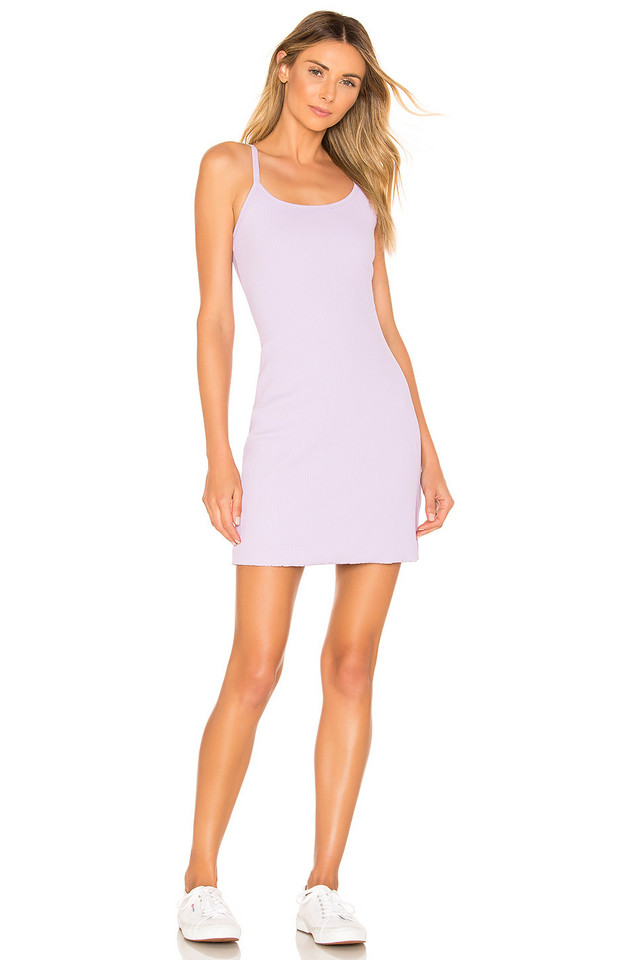 YEAR OF OURS x REVOLVE Gwenyth Dress in lavender