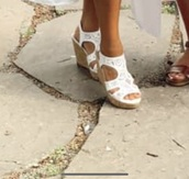 shoes,wedges,white wedges,white shoes