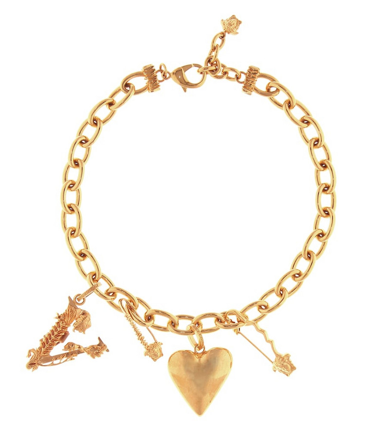 Versace Charm necklace in gold