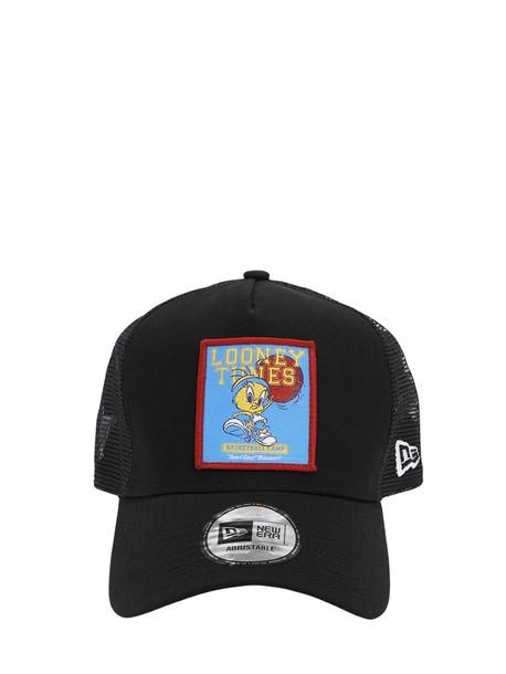 NEW ERA Q3 Looney Tunes Baseball Hat in black