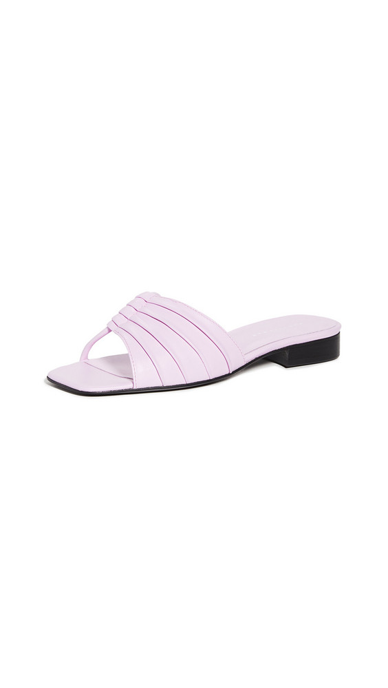 Dorateymur 102 Slipper Sandals in pink