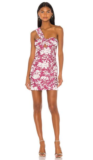 Alexis Livie Dress in Pink