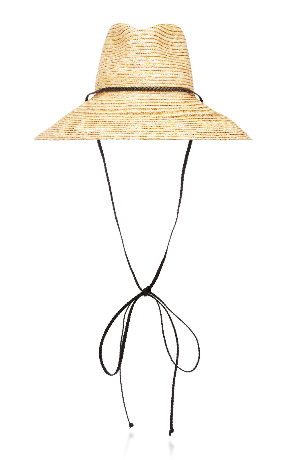 Filu Hats Lifeguard Rope-Trimmed Straw Hat in neutral