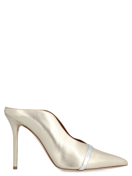 Malone Souliers constance Shoes in gold