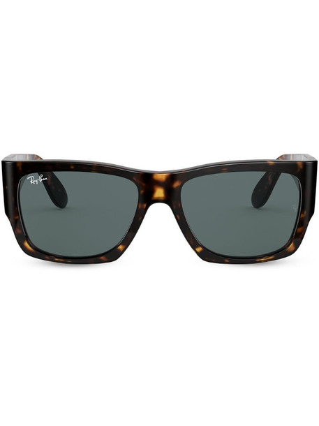 Ray-Ban Nomad Wayfarer sunglasses in brown