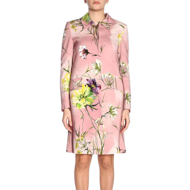 Blumarine Coat Coat Women Blumarine in pink