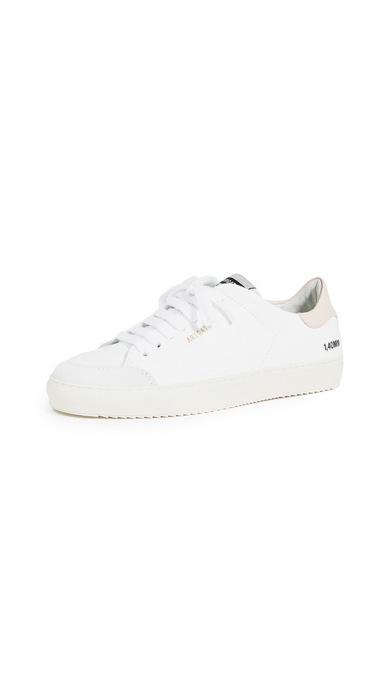 Axel Arigato Clean 90 Triple Sneakers in pink / white