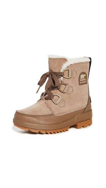 Sorel Tivoli IV Boots in khaki