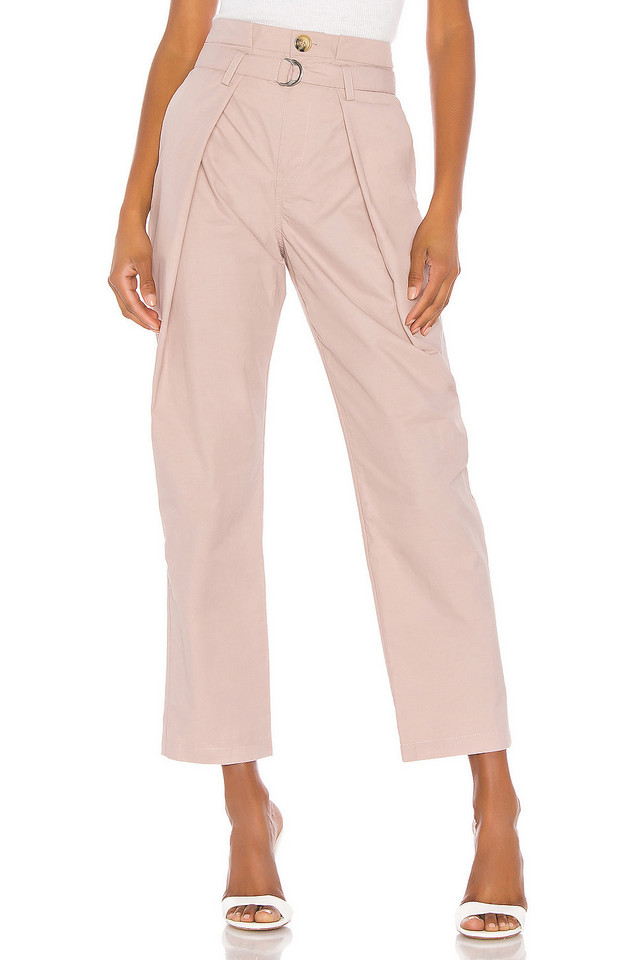 L'Academie The Connie Pant in pink