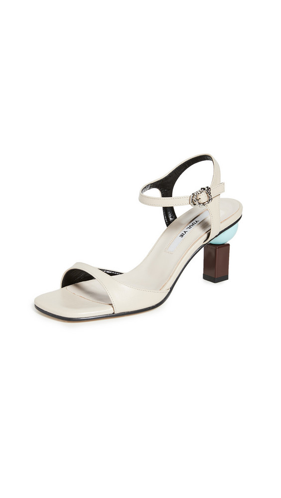 Yuul Yie Sora Sandals in beige