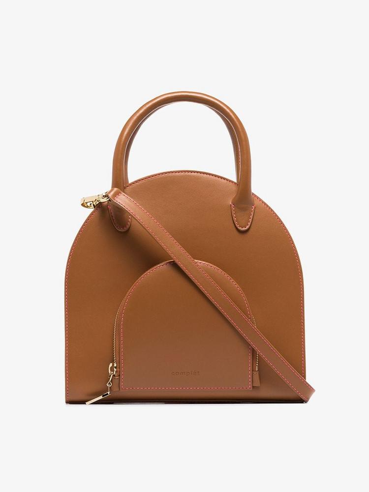 Complét Margot shoulder bag in brown