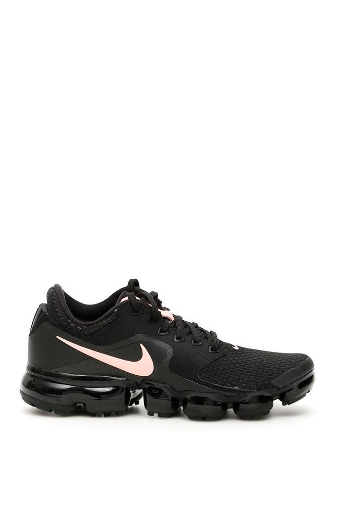 Nike Air Vapormax Sneakers in black / pink