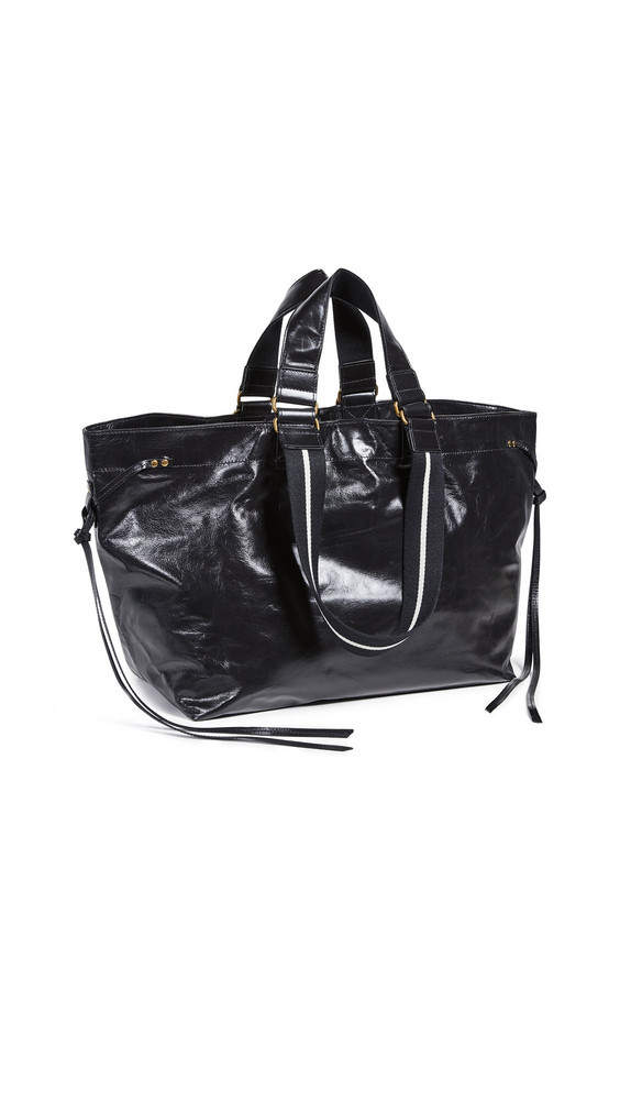 Isabel Marant Wardy New Bag in black