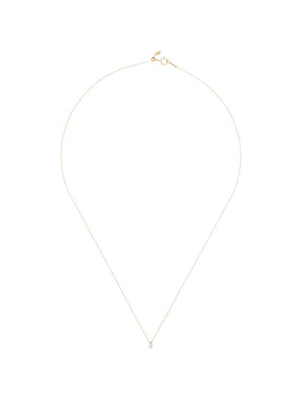Persée 18K yellow gold diamond necklace