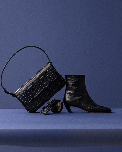 belt bag shoes