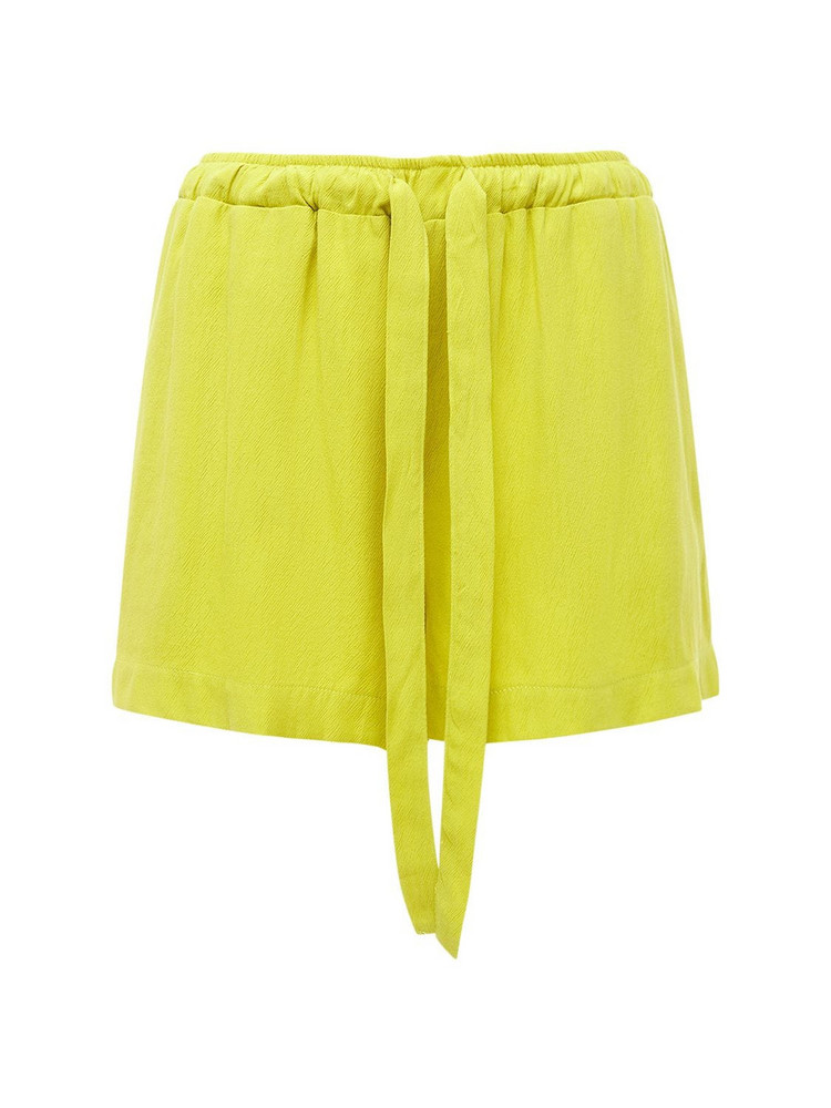 UNDERPROTECTION Sally Shorts in yellow