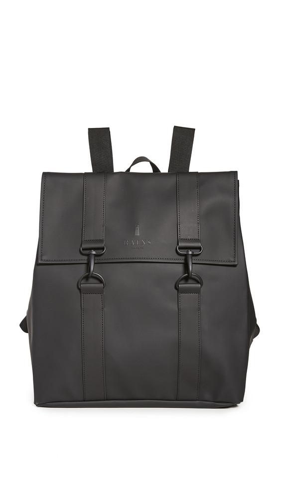 Rains MSN Bag in black