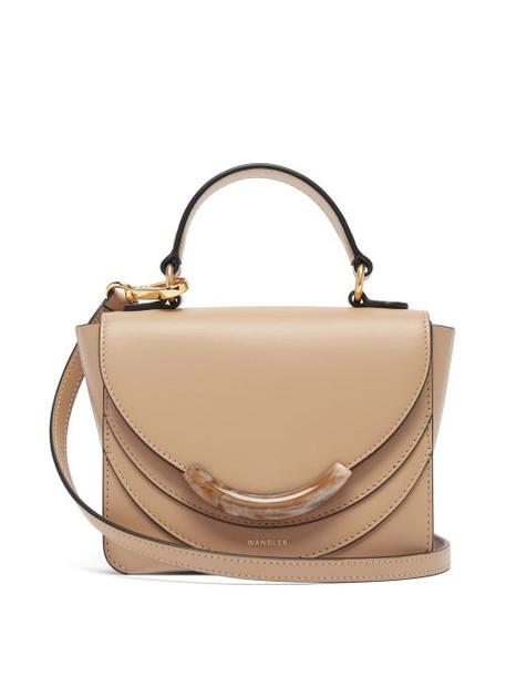 Wandler - Luna Mini Leather Cross-body Bag - Womens - Beige