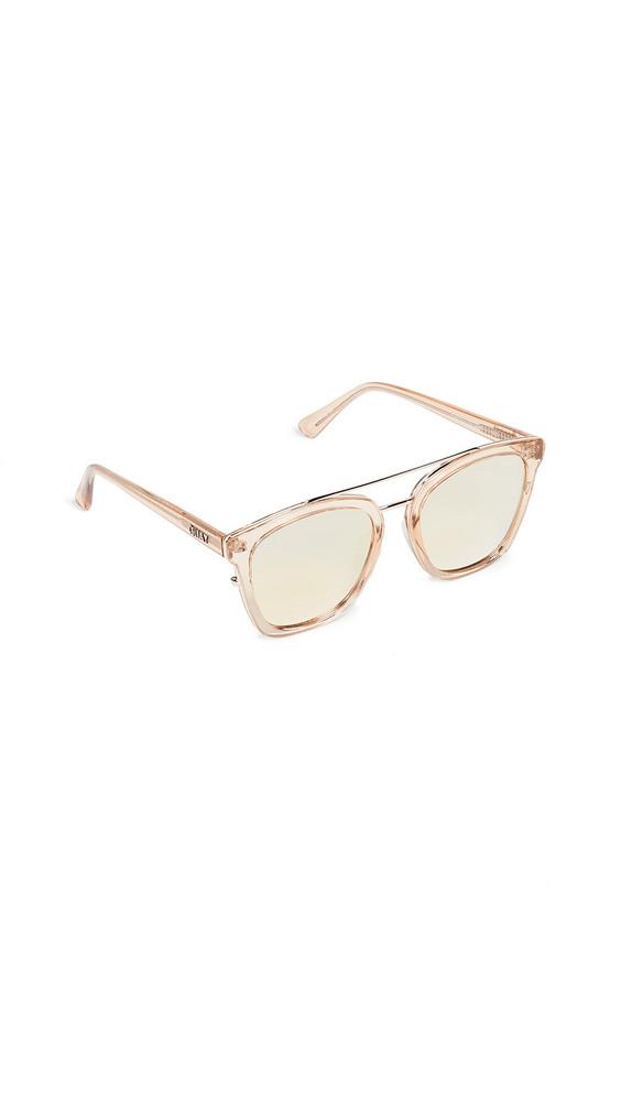 Quay Sweet Dreams Sunglasses in rose