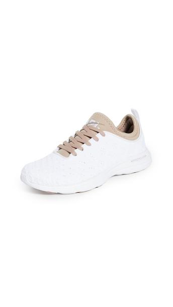 APL: Athletic Propulsion Labs TechLoom Phantom Sneakers in white
