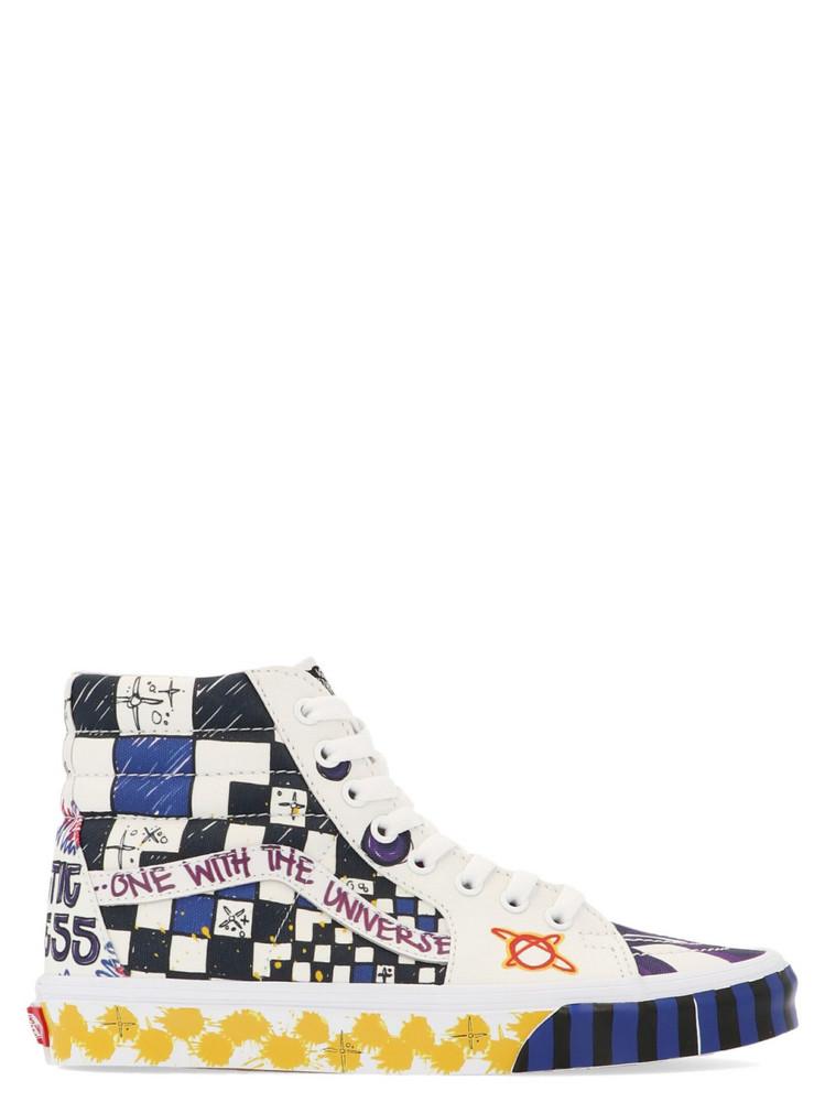 Vans 'sk8-hi' Shoes in white