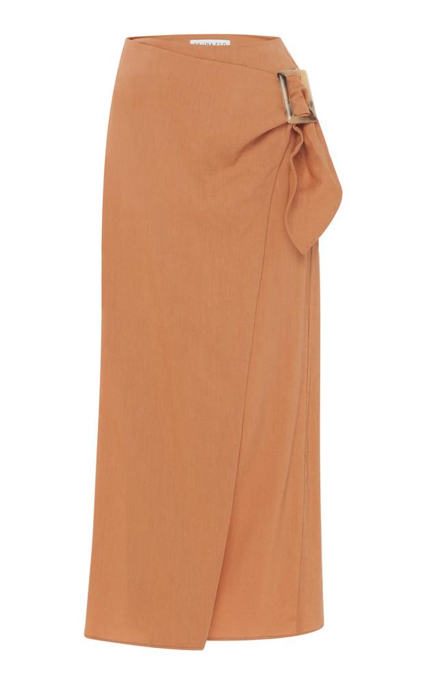 Rejina Pyo Robin Skirt in orange