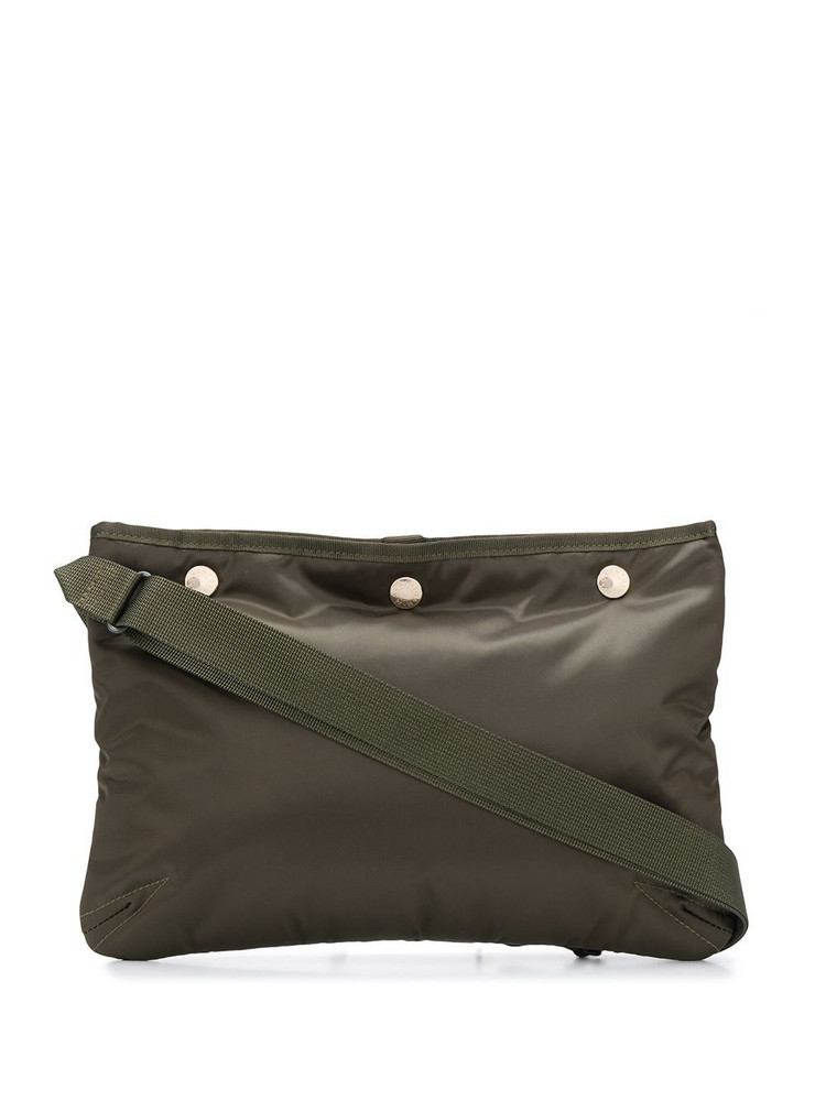 Porter-Yoshida & Co. Porter-Yoshida & Co. x Mackintosh Sacoshe bag - Green