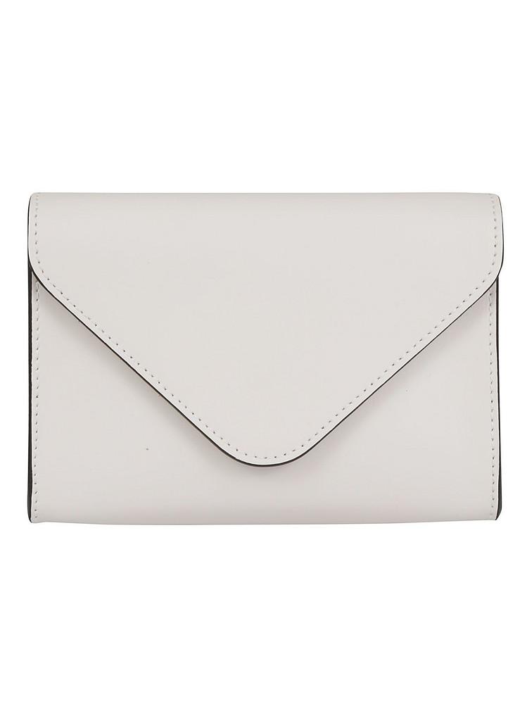 Gianni Chiarini Greta Small Shoulder Bag in white