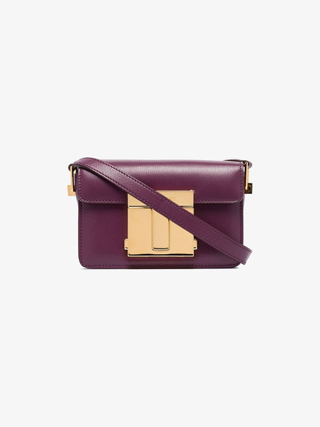 Tom Ford TF SMALL BAG in purple