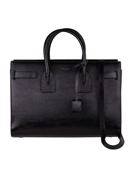 Saint Laurent Tote Bag in black