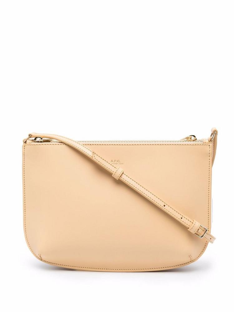 A.P.C. A.P.C. Sarah shoulder bag - Neutrals
