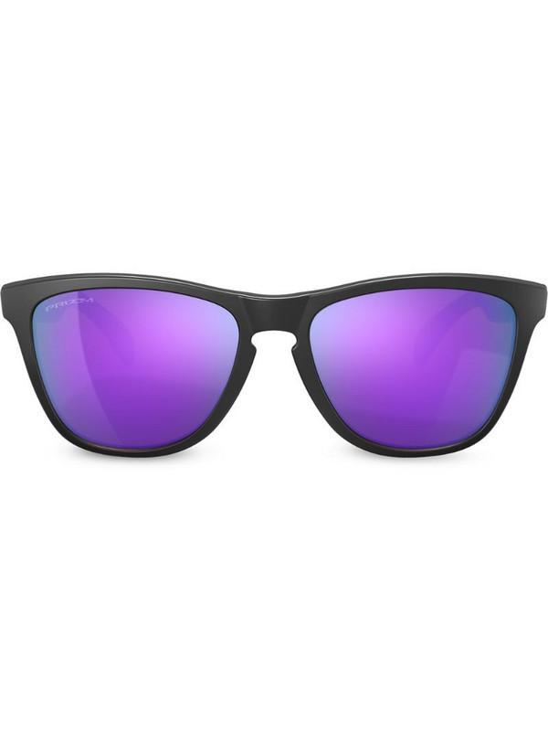 Oakley Frogskins gradient lens sunglasses in black