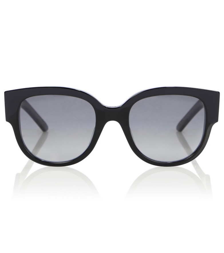 Dior Eyewear Wildior BU square sunglasses in black
