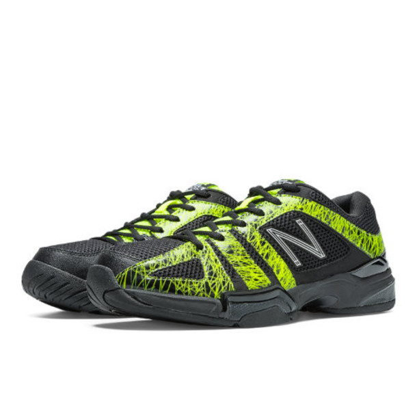 New Balance 1005 Men's Shoes - Black, Yellow (MC1005BY)